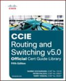 Cisco CCIE Routing and Switching V5. 0 Official Cert Guide Library, Kocharians, Narbik and Paluch, Peter, 1587144921