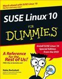 Suse Linux 10 for Dummies, Nabajyoti Barkakati, 0471754935
