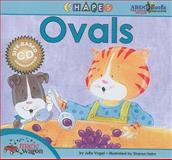 Ovals - Site Based CD, Julia Vogel, 1602704937