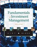 Fundamentals of Investment Management with S&P access Code, Hirt, Geoffrey A. and Block, Stanley B., 0073134937