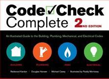 Code Check Complete 2nd Edition, Douglas Hansen and Redwood Kardon, 1600854931