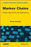 Markov Chains : Theory and Applications, Sericola, Bruno, 1848214936