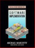Software Implementation, Marcotty, Michael, 0138234930