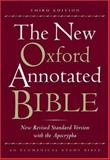 The New Oxford Annotated Bible with the Apocrypha, , 0195284933
