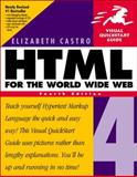 HTML 4 for the World Wide Web, Elizabeth Castro, 0201354934