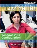 MOAC Virtual Lab Set : Microsoft Certified Technology Specialist Exam, Microsoft Official Academic Course Staff, 0470874937