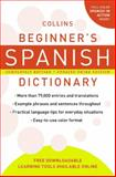 Collins Beginner's Spanish Dictionary, HarperCollins Publishers Ltd. Staff, 0061374938
