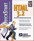 QuickStart HTML 3.2 for the Internet and Intranets, Logical Operations Staff, 1562764934