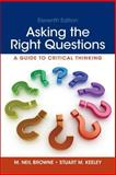 Asking the Right Questions Plus MyWritingLab -- Access Card Package, Browne, M. Neil and Keeley, Stuart M., 013394493X