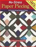 No Stress Paper Piecing, Carolyn Cullinan McCormick, 0896894932