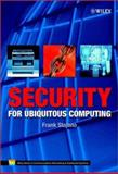 Security for Ubiquitous Computing, Stajano, Frank, 0470844930