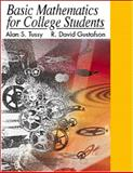 Basic Mathematics for College Students, Tussy, Alan S. and Gustafson, R. David, 0534364934