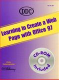 Create a Web Page with Office 97 and Frontpage, DDC Publishing Staff, 1562434934