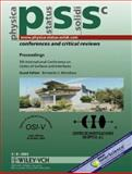 Proceedings 5th International Conference on Optics of Surfaces and Interfaces (OSI-V), Lon, Mxico 26-30 May 2003 : Physica Status Solidi - Conferences and Critical Reviews, Mendoza, Bernardo S., 3527404945