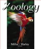 Zoology with Online Learning Center Password Code Card, Miller, Stephen A. and Harley, John P., 0072504943