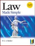 Law Made Simple, Barker, D. and Padfield, Colin F., 0750684941