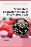 Solid State Characterization of Pharmaceuticals, Royall, Paul, 1405134941