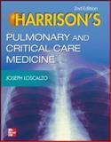 Harrison's Pulmonary and Critical Care Medicine, Loscalzo, Joseph and Harrison, Tinsley Randolph, 0071814949