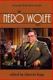 Nero Wolfe Files, , 0809544946