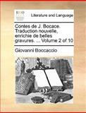 Contes de J Bocace Traduction Nouvelle, Enrichie de Belles Gravures, Giovanni Boccaccio, 1170014941