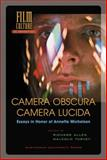 Camera Obscura, Camera Lucida : Essays in Honor of Annette Michelson, , 9053564942