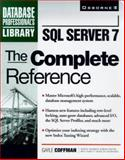 SQL Server 7 : The Complete Reference, Coffman, Gayle, 007882494X