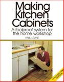 Making Kitchen Cabinets, Paul Levine, 0918804949