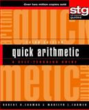 Quick Arithmetic, Robert A. Carman and Marilyn J. Carman, 0471384941