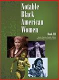 Notable Black American Women, , 0787664944
