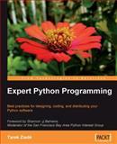 Expert Python Programming, Ziadé, Tarek, 184719494X
