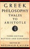 Greek Philosophy, , 0029004950