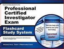 Flashcard Study System for the Professional Certified Investigator Exam, PCI Exam Secrets Test Prep Team, 161072495X