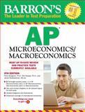 Barron's AP Microeconomics/Macroeconomics, 5th Edition, Frank Musgrave and Elia Kacapyr, 1438004958