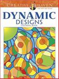 Creative Haven Dynamic Designs Coloring Book, Jennifer Lynn Bishop, 0486784959
