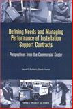 Defining Needs and Managing Performance of Installation Support Contracts, Laura H. Baldwin and Sarah Hunter, 0833034952