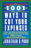 1001 Ways to Cut Your Expenses, Jonathan D. Pond, 0440504953