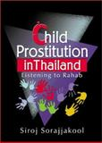 Child Prostitution in Thailand 9780789014955