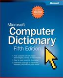 Microsoft Computer Dictionary, Microsoft Press Staff, 0735614954