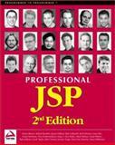 Java Server Pages, Brown, Simon and Burdick, Robert, 1861004958