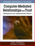 Computer-Mediated Relationships and Trust : Managerial and Organizational Effects, Johnson, Victoria, 1599044951