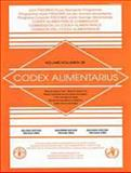 Codex Alimentarius Vol. 2B : Pesticide Residues in Food, Maximum Limits, FAO Staff and WHO Staff, 925004495X