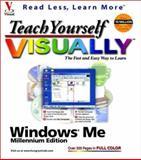 Teach Yourself Windows Me VISUALLY TM, Ruth Maran and Marangraphics Staff, 0764534955