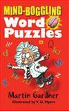 Mind-Boggling Word Puzzles, Martin Gardner, 0486474968