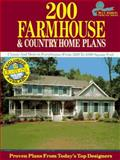 Two Hundred Farmhouse and Country Home Plans, Home Planners Inc, 0918894964