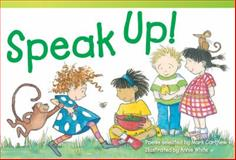 Speak Up!, Mark Carthew, 1433354969