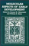 Molecular Aspects of Early Development, , 0306414961