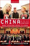 China in the 21st Century, Jeffrey N. Wasserstrom, 0199974969