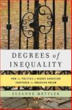 Degrees of Inequality 1st Edition