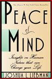 Peace of Mind, Joshua L. Liebman and Kensington Publishing Corporation Staff, 0806514965