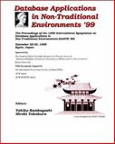 1999 International Symposium on Database Applications in Non-Traditional Environments (DANTE '99) : Proceedings, November 28-30, 1999, Kyoto, Japan, International Symposium on Database Applications in Non-Traditional en, Yahiko Kambayashi, Hiroki Takakura, 0769504965